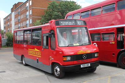 Uxbridge Buses