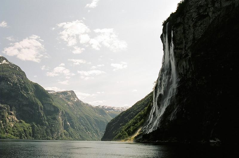 Norsko 2004 | Fjordy