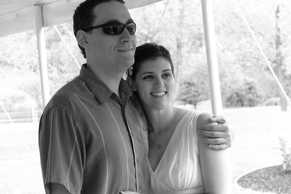 Tracie and Nick Wedding