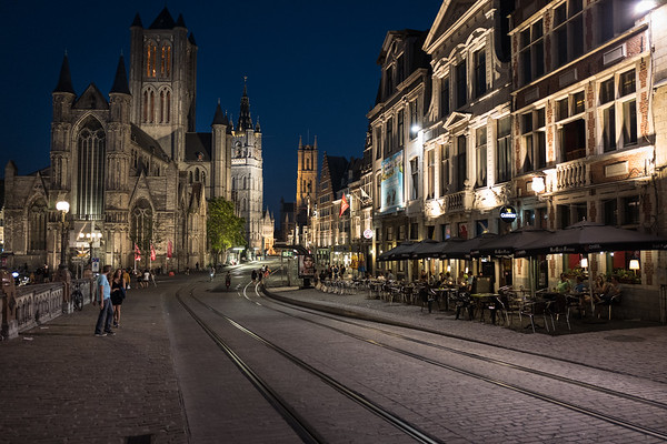 Six Days in Belgium