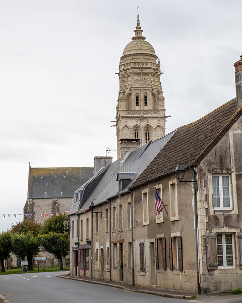 Sainte Mere Eglise, American Flags everywhere-1146.jpg