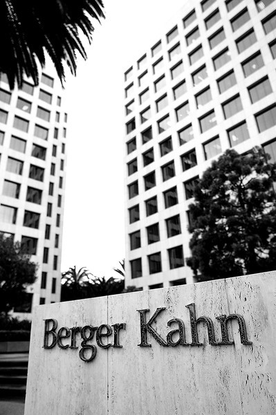 Berger Kahn Web Detail Shots - Black and White