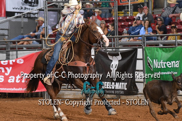 Rd2 Beaver Labor Day Roping 2018 9-1-3-18 Glenrose TX