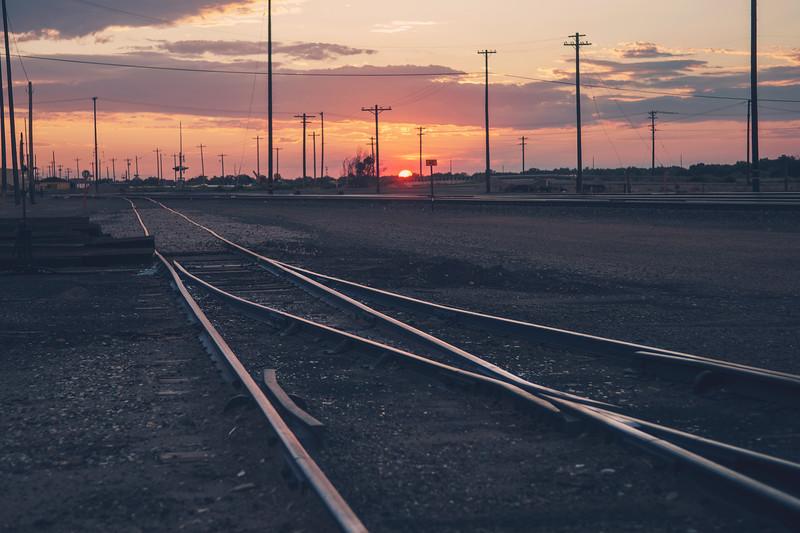 La Junta Railyard