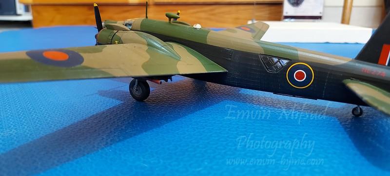 Rabat Plane Crash tribute build