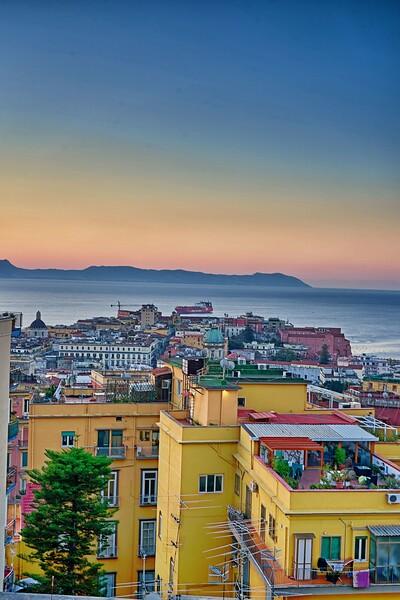 Naples - Saturday