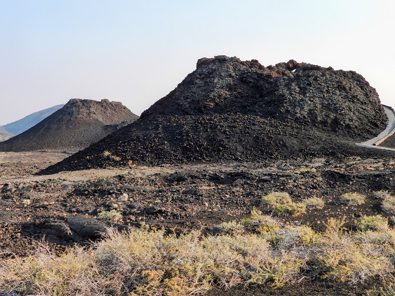 Splatter Cone, Craters of the Moon NM