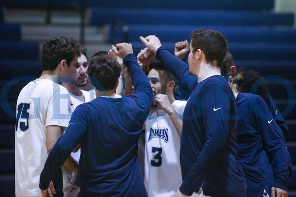 Men's Basketball vs. Houghton (Photos by Ben Gajewski)