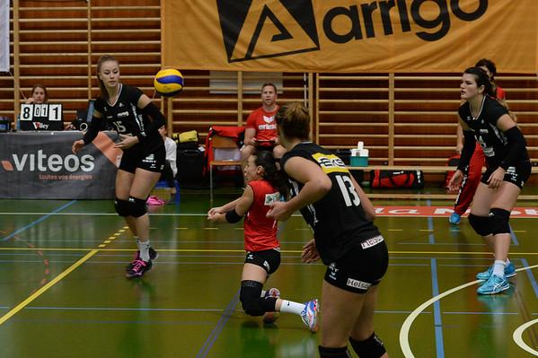 23.10.2016: Neuenburg UC - VC Kanti 3:0