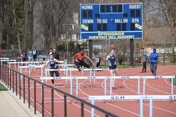 Girls Track & Field
