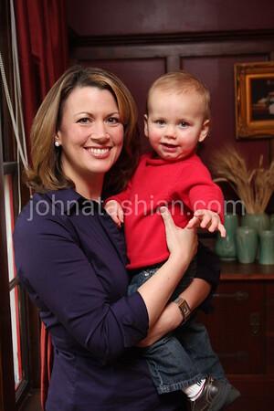 Aavatsmark Family Photos - December 6, 2008