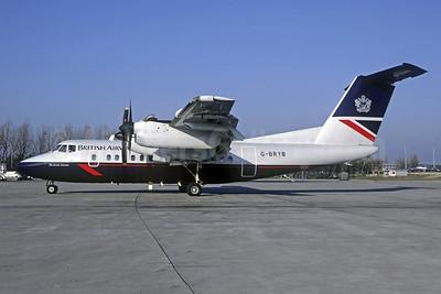 British Airways (Brymon Airways)