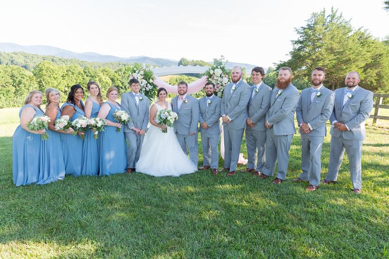 Wedding Party & Formals