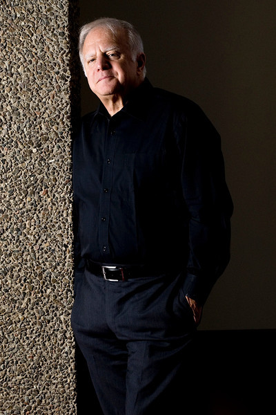 Leonard Slatkin. American conductor and composer.