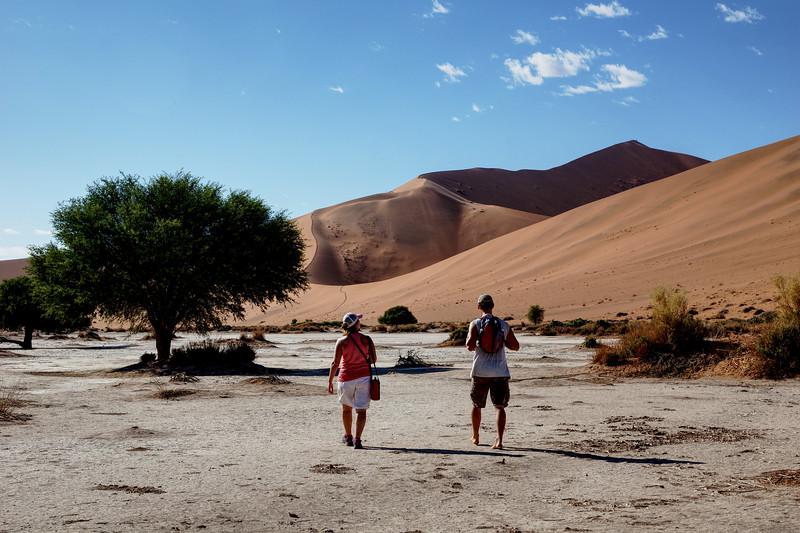 Dune Walkers - Namibia