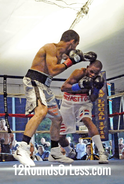 Bout 6=Main Event Jake Giuriceo-vs-Ramesis Gil