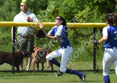 Franklin - Attleboro Softball 5-26-19