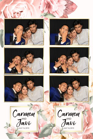 carmen wedding