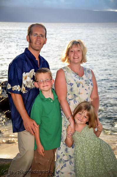 July 12, 2012 - Family Photo Edits