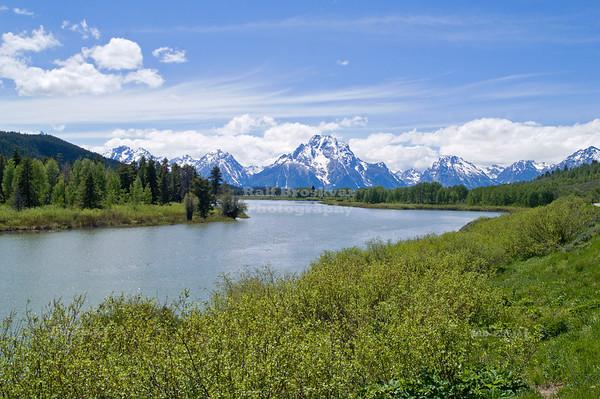 USA - Grand Teton National Park