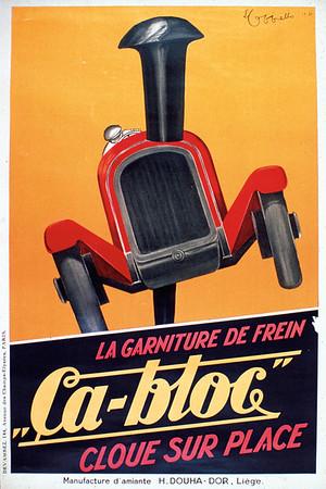 100 d'affiches d'automobile_ 9091
