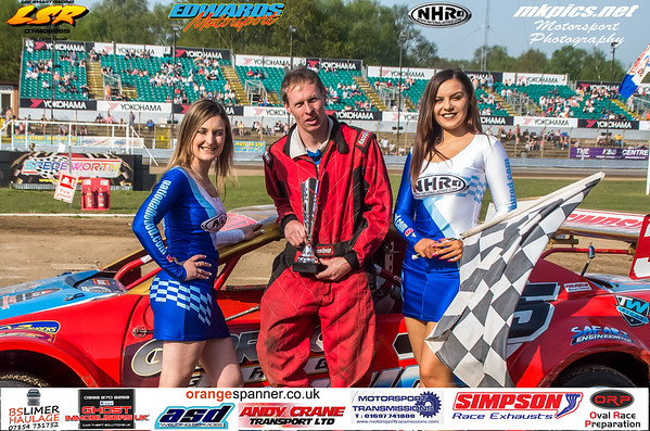 National Hot Rod 2019 English World Series round 11