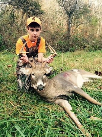2014 deer