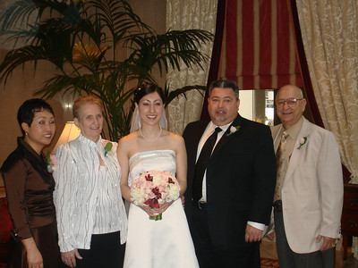 Wedding Photos - Uncle Mario