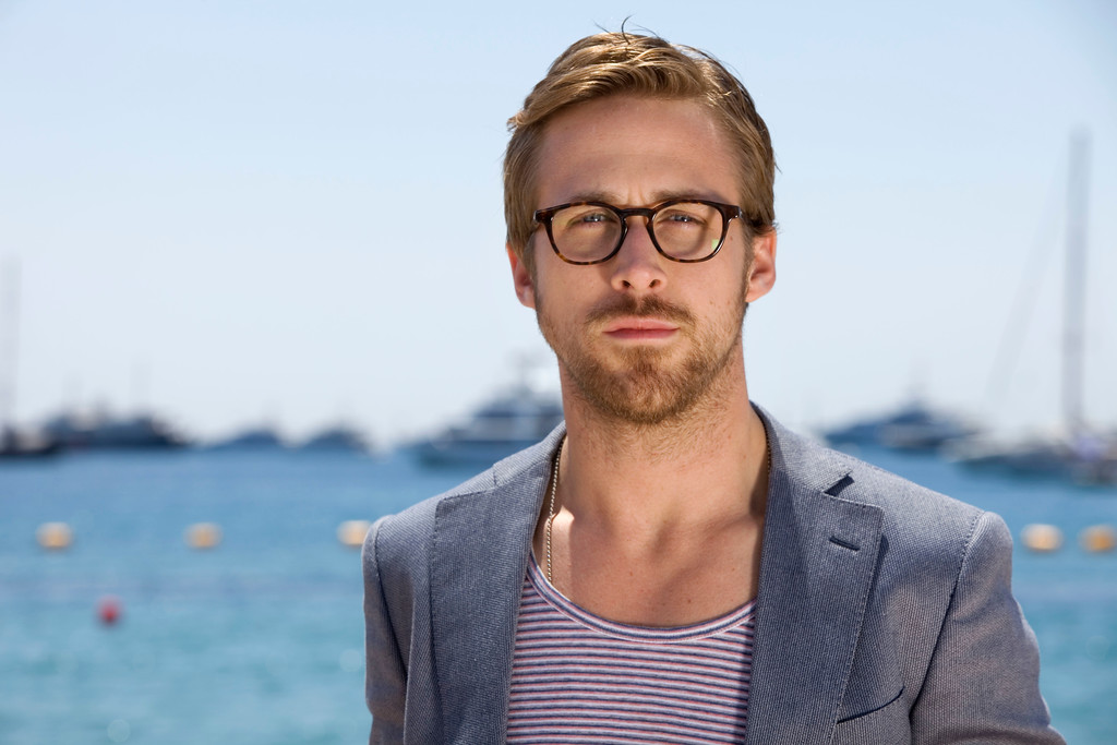 . Actor Ryan Gosling poses for portraits to promote the film Drive at the 64th international film festival, in Cannes, southern France, Saturday, May 21, 2011. (AP Photo/Joel Ryan)