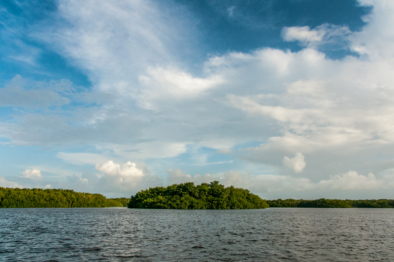 Isolated island from Trinidad, Trinidad and Tobago