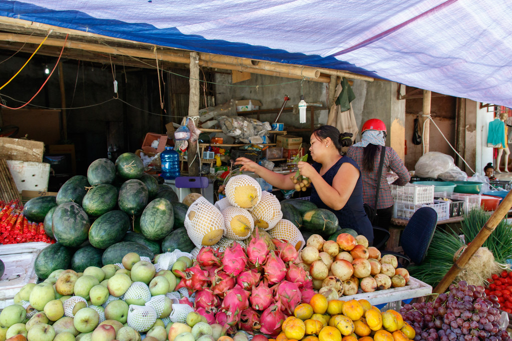 Village  Market