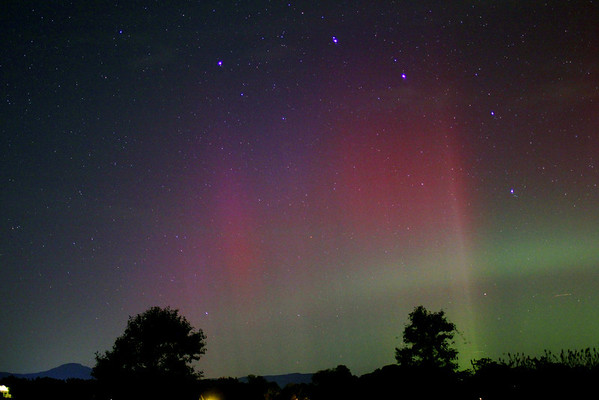 Aurora October 8, 2013