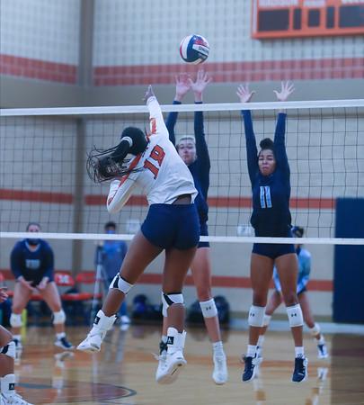 JV Volleyball vs Johnson 091920
