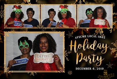 AFSCME LOCAL 1805 HOLIDAY PARTY
