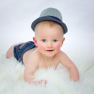 Mason:  6 Months Old
