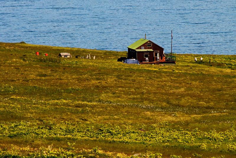 Aðalvík - Sæból. Ellubær. 2010.