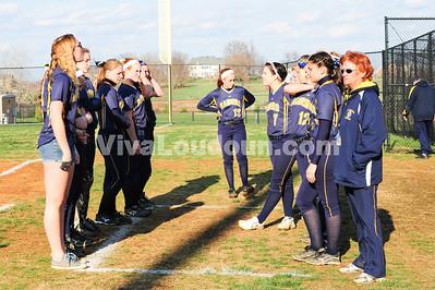 Softball: Loudoun County at Woodgrove Softball (4-8-2014 by Jeff Vennitti)