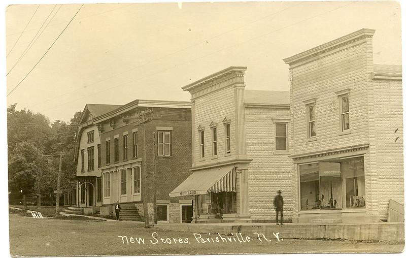 Parishville, N.Y. New Stores
