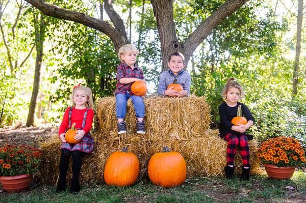 Goedde Family Fall 2020