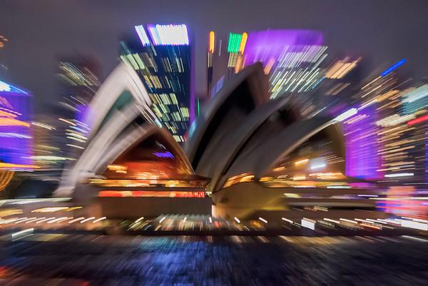 June 2016 -  Vivid Sydney
