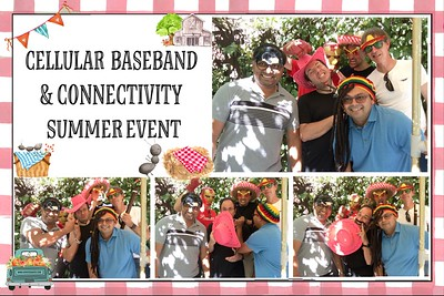 Cellular Baseband and Connectivity Summer Event 2019