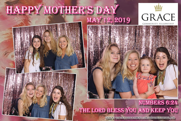20190512 Grace Fellowship Community Mother's Day