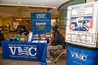 16715 Veterans Voices Listening Station 11-10-15