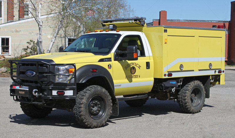 Forestry 6 2013 Ford / Blanchat 100 / 300
