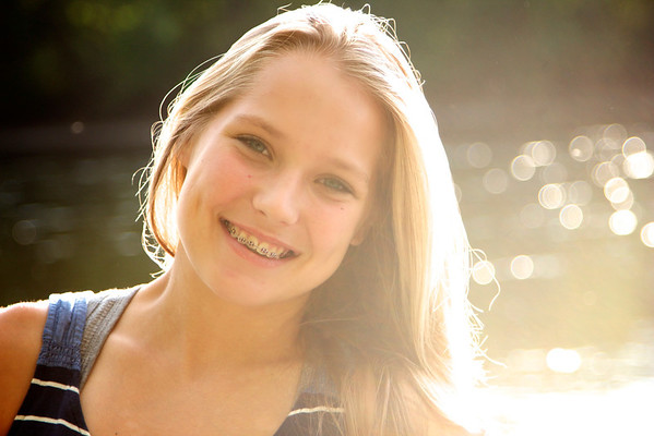 Livie's Camp Portraits