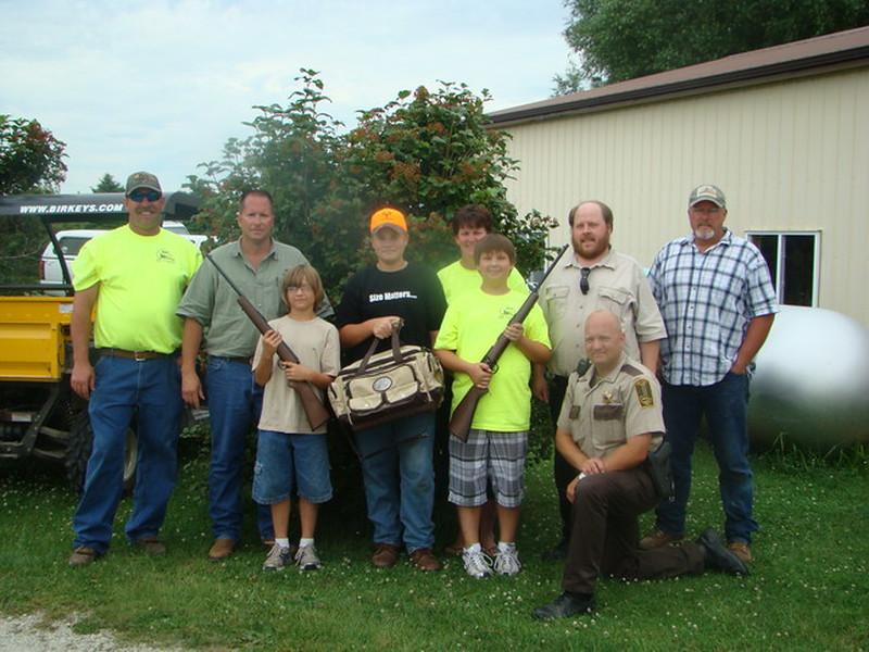 2009 Ryan Coe Memorial Fishing Derby 249