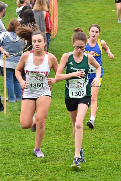 Girls 5 Woods Trail Run 2017-10-07