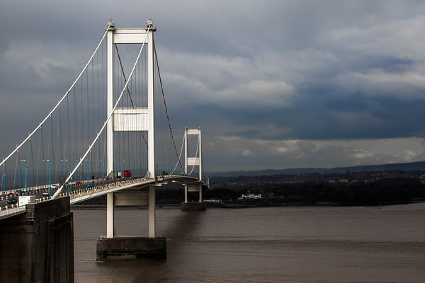 The Two Severn Bridges 2016