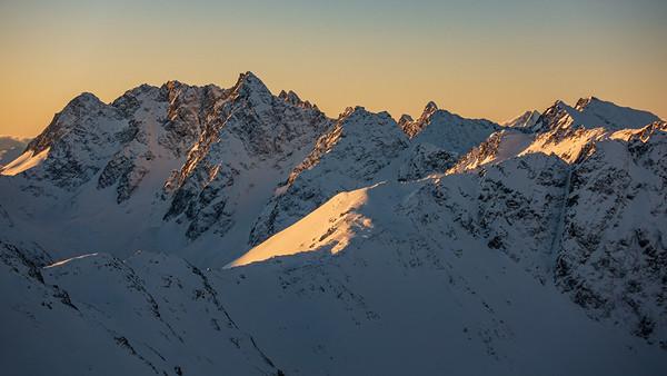 Watson Stream - Paku Peak - Ahuriri, 11-13 September 2020