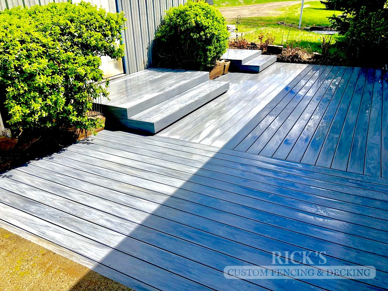 1257 - LifeStyle HDPE Composite Decking